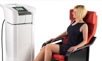 Un appareil puissant pour la sculpture musculaire et la réduction des graisses par technologie FMS- Champs magnétique intense et ciblé