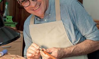 Pascal Camurat luthier à Montpellier