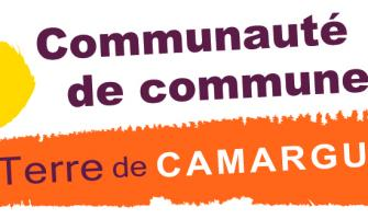 Logo de la communauté de communes Terre de Camargue