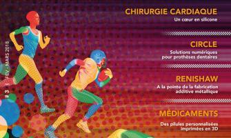 Couverture 3D Print santé N.3