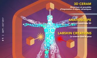 Couverture 3D Print santé N.1