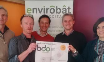 Niveau Or en commission BDO HABITAT COOPERATIF