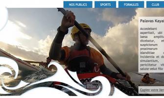 Site du club Palavas Kayak de mer